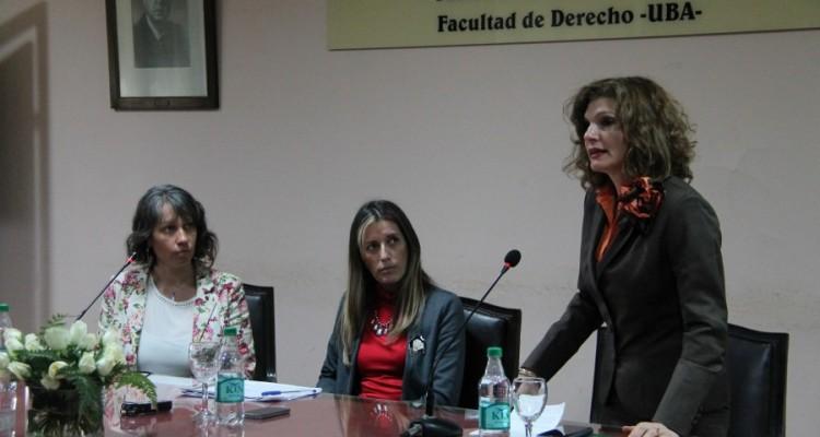 Jimena Ramírez, Romina Manes e Isolina Dabove