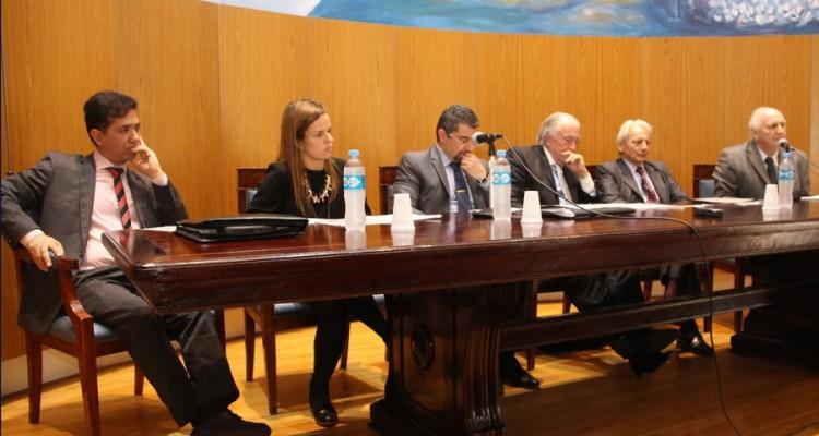 Miguel Ángel Vidal, María Belén Zurro, Harry L. Schurig, Mario Bibiloni, Enrique Carlos Barreira y Jorge Héctor Damarco