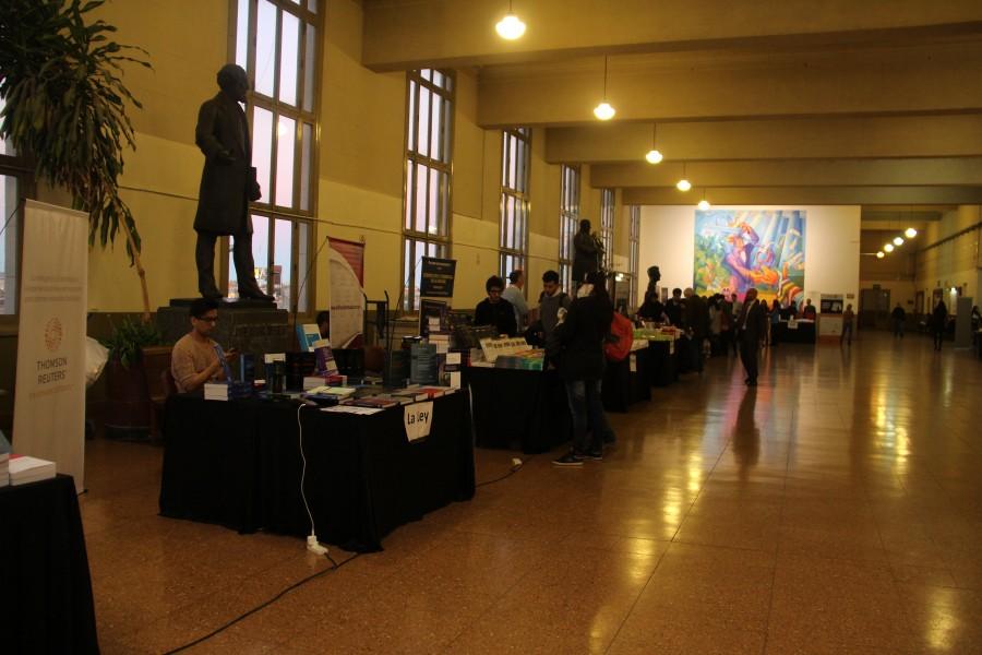Segunda Feria del Libro Jurídico