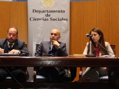 Ricardo Rabinovich-Berkman, Ezequiel Abásolo, Sandro Olaza Pallero, Estefanía Paola Cuello y Elizabeth Silva