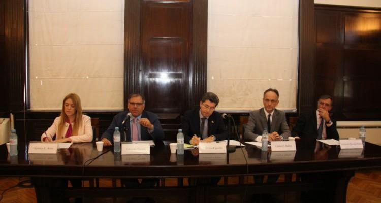 Verónica L. Arias, Calogero Pizzolo, Fabrizio Figorilli, Carlos F. Balbín y Fernando R. García Pullés