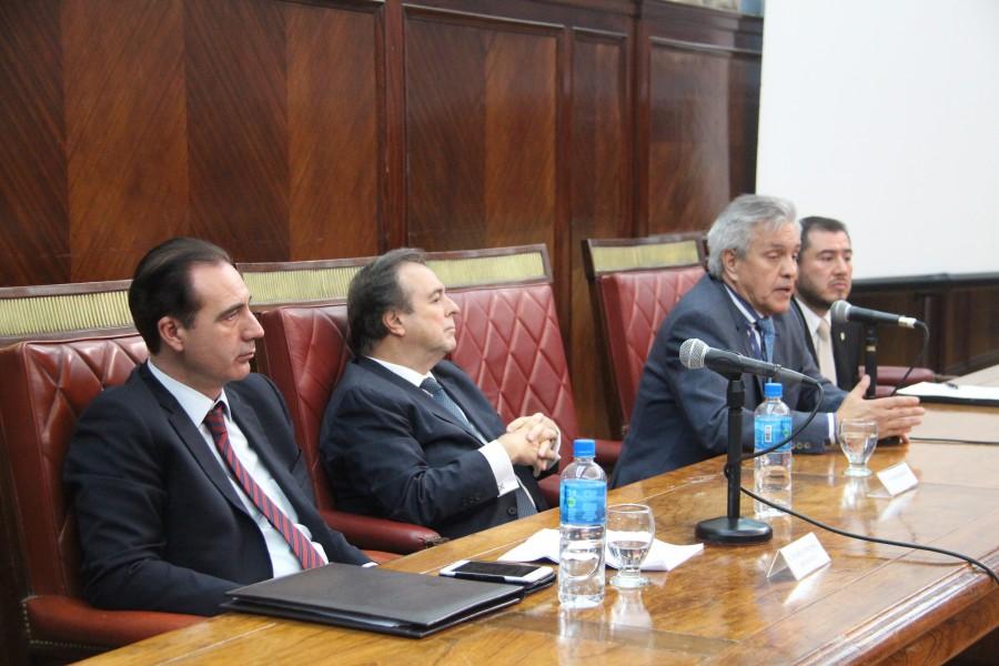 Eduardo Ferrer Mac-Gregor Poisot, Marcelo Gebhardt, Osvaldo A. Gozaíni y Ernesto Contreras Lamadrid