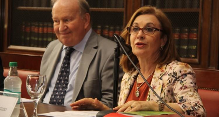 Daniel A. Sabsay y Adelina Loianno