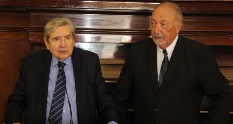 Alberto J. Bueres y Néstor Pedro Sagüés