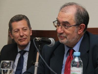 Héctor O. Chomer y Jesús Quijano González