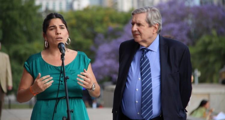 Cristina Carreras Lobo y Alberto J. Bueres