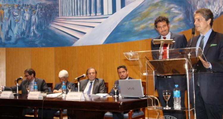 Carlos Mas Velez, Mónica Pinto, Marcelo Gebhardt, Leandro A. Martínez, Raúl Mariano Alfonsín y Marcelo Alegre