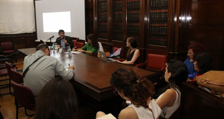 Conferencias del profesor Ariel Dulitzky