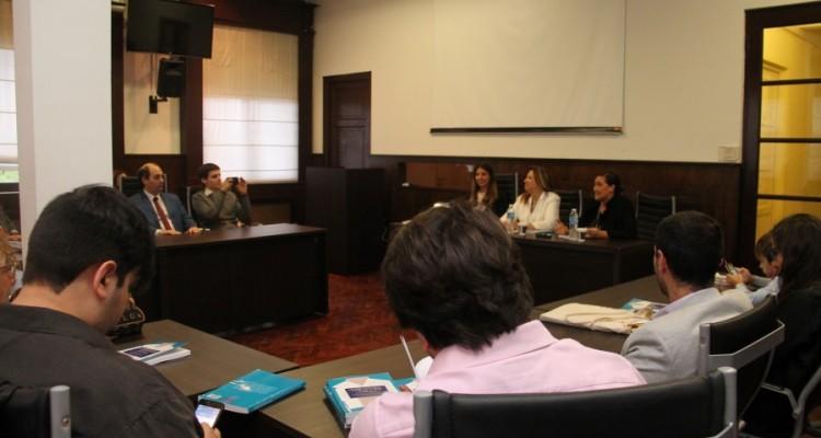 Presentación del libro <i>Estándares internacionales de protección de Derechos Humanos aplicables al Instituto de Extradición. Su incidencia en la práctica argentina<i>