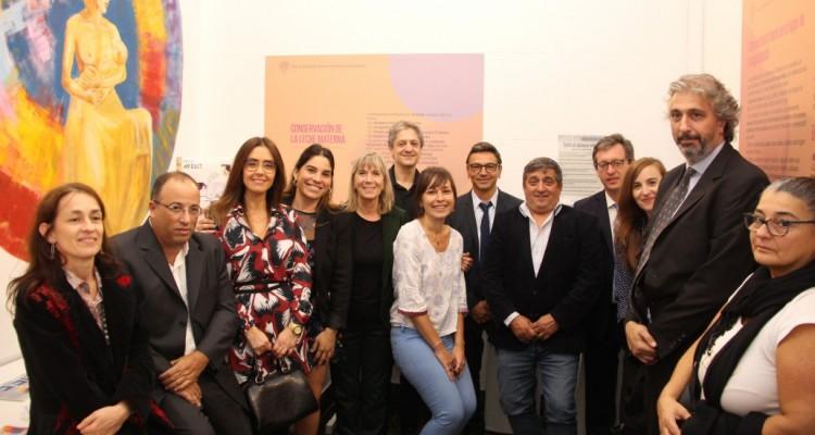 En la inauguración, participaron autoridades de la Facultad, de la Universidad y del Ministerio de Salud y Desarrollo Social.