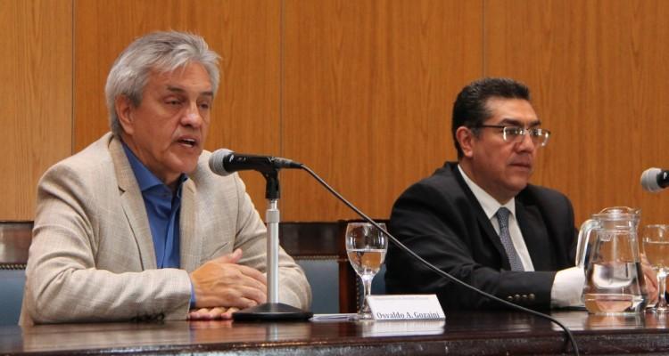 Osvaldo A. Gozaíni y Cuautémoc Contreras Lamadrid