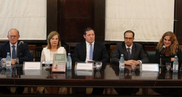César Litvin, Marta Nercellas, Juan Manuel Soria, Mariano F. Braccia y Silvina Coronello