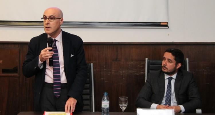 José María Porras Ramírez y Leandro A. Martínez