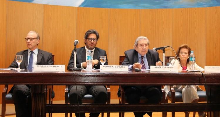 Carlos F. Rosenkrantz, Germán C. Garavano, Alberto J. Bueres y Elena Highton de Nolasco