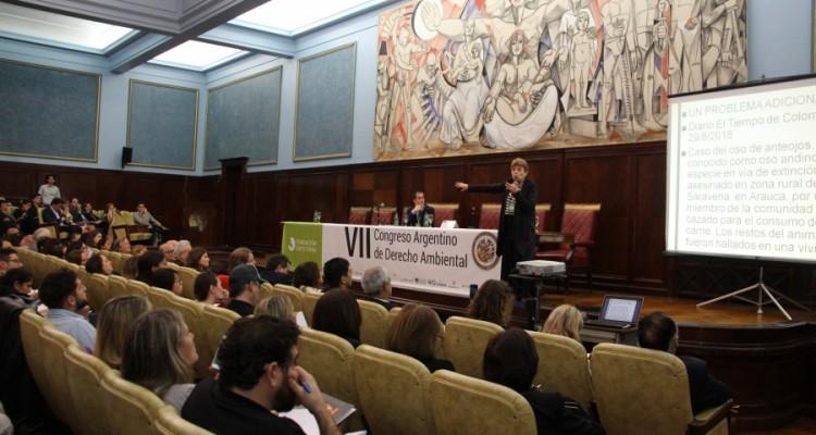 Congreso argentino de derecho ambiental