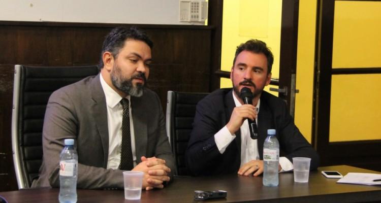 Jorge Cavalcanti Boucinhas Filho y Juan Pablo Mugnolo