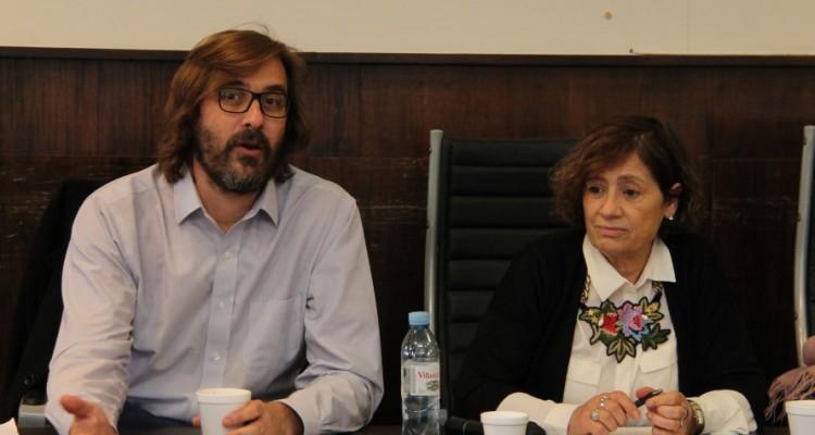Martín Sigal y Patricia Tappatá Valdez