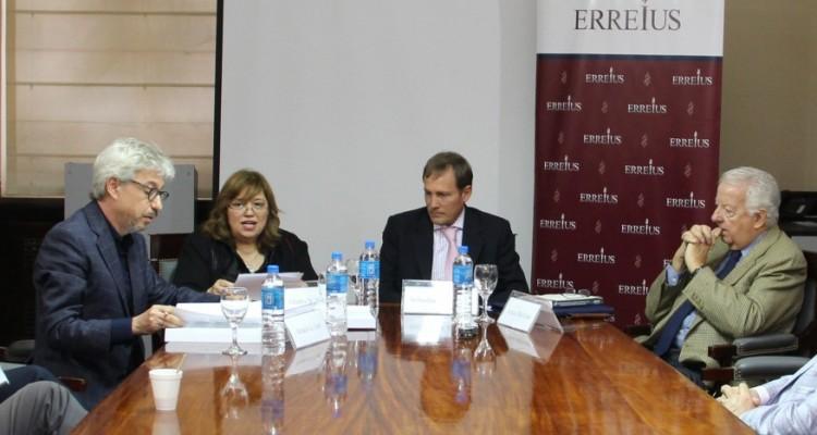 Horacio G. Corti, Gladys V. Vidal, Sebastián P. Espeche y Enrique Bulit Goñi
