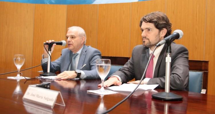 Alberto Maques y José María Salgado