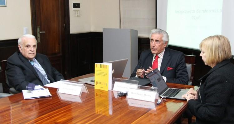 Julio César Rivera, Daniel Roque Vítolo y Graciela Medina