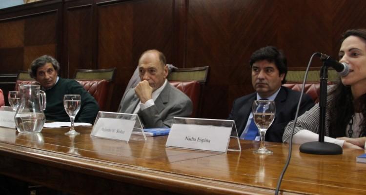 Gabriela Gusis, Alejandro Alagia, E. Raúl Zaffaroni, Alejandro W. Slokar y Nadia Espina