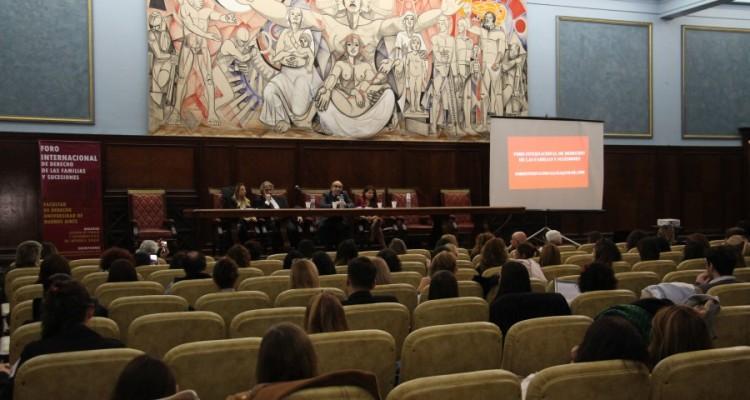 I Foro Internacional de Derechos de las Familias y Sucesiones