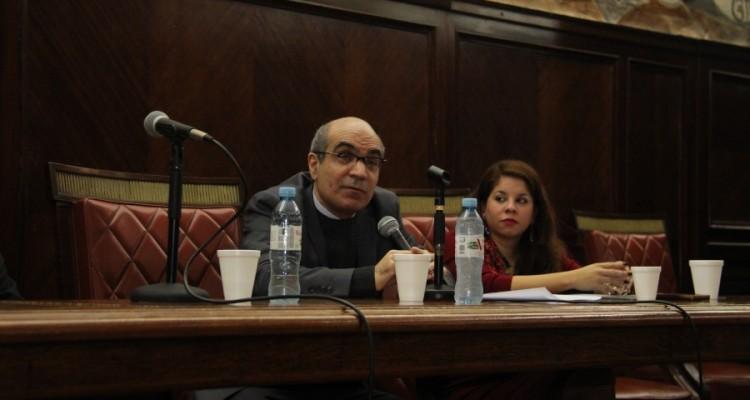 Néstor E. Solari y Noelia Cortinas