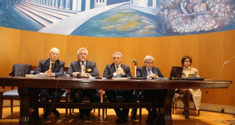 Ariel A. Dasso, Daniel Roque Vítolo, Gustavo Cultraro, Marcelo Barreiro y Alejandra Niño Amieva