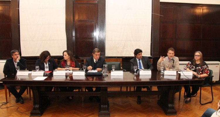 Ariel Cejas, María Jimena Monsalve, Magdalena Laiño, Luis Niño, Alejandro Slokar, Leonardo Pitlevnik y Gabriela L. Gusis