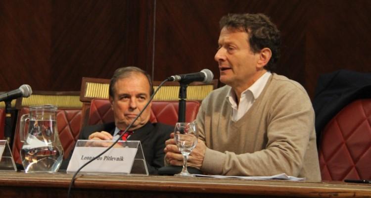 Marcelo Gebhardt y Leonardo Pitlevnik