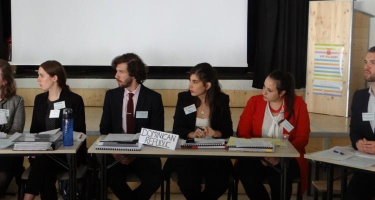 Agostina Bergia, María Florencia Leiva y Martin H. Barros