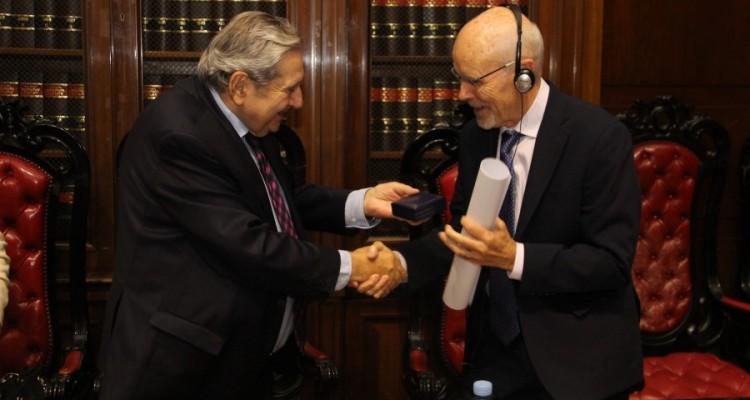 Alberto J. Bueres y Philip Pettit