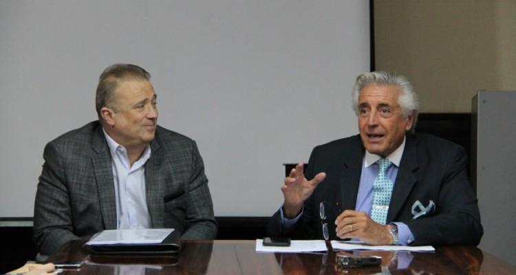 Andrés Gil Domínguez y Daniel Roque Vítolo