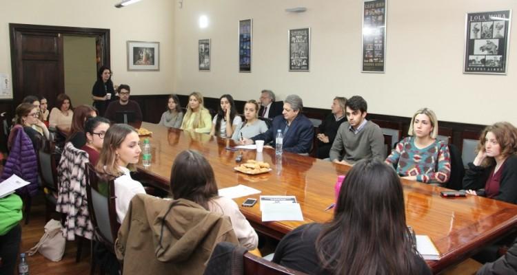 Encuentro de Derechos Humanos con Marcelo Alegre