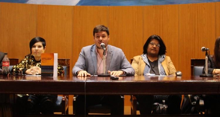 Martín Testa, Johanna C. Faliero, Sergio Sebastián Barocelli, Jorge Alejandro Mamani y Débora Marhaba