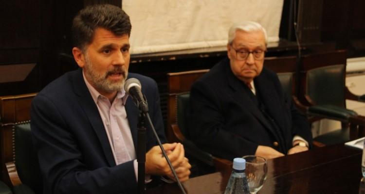 Gabriel Ignacio Anitua y Ricardo A. Guibourg