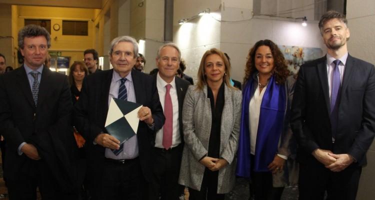 Conmemoración del 70 aniversario de la inauguración de la actual sede (Figueroa Alcorta 2263)
