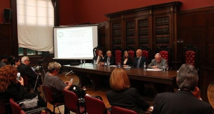 Jornada de presentación del anteproyecto de Código Procesal Civil y Comercial de la Nación
