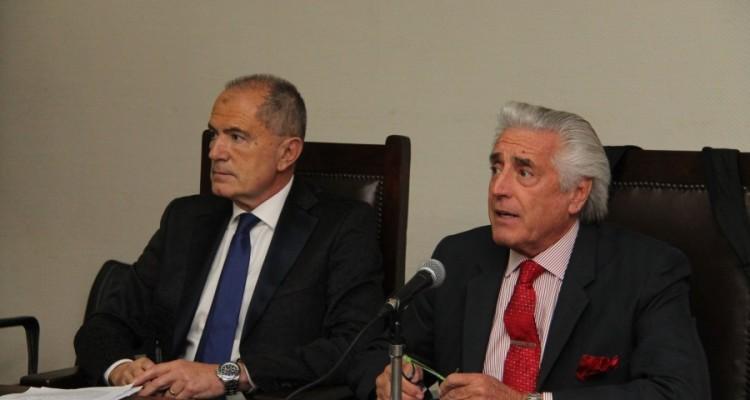 Eduardo Mario Favier Dubois (h) y Daniel Roque Vítolo