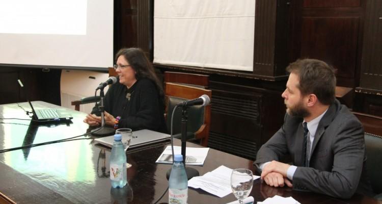 Josefina Martínez e Iván Tolnay