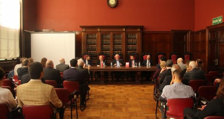 Presentación del libro <i>Derecho Colectivo del Trabajo</i>