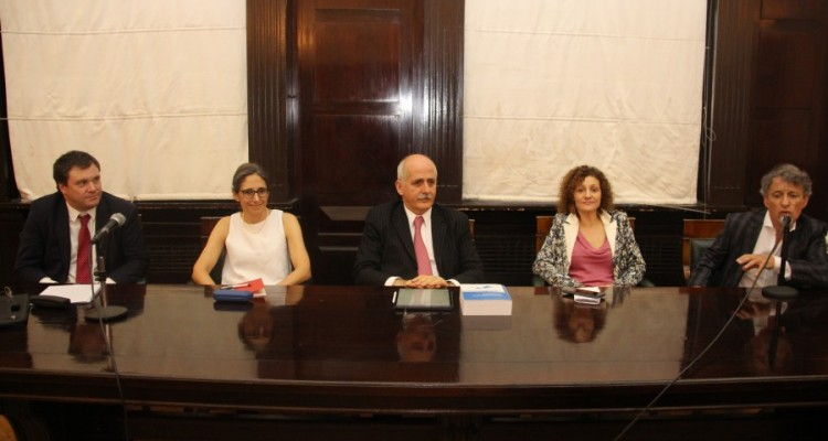 Federico Campolieti, Gabriela Seijas, Guido S. Tawil, Nidia Karina Cicero y Fabián Canda