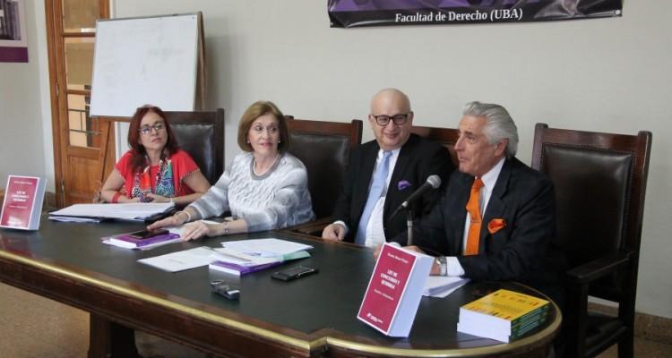 Gabriela Fernanda Boquín, Stella Bresciani Quirós, Álvaro Hernández Aguilar y Daniel Roque Vítolo