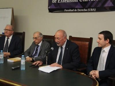 Daniel A. Sabsay, Alberto B. Bianchi, Néstor P. Sagüés y Juan Santiago Ylarri
