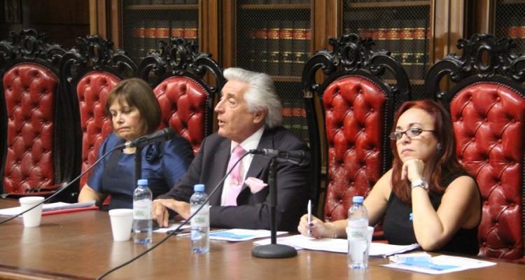 Gladys Marsala, Daniel Roque Vítolo y Gabriela Fernanda Boquín