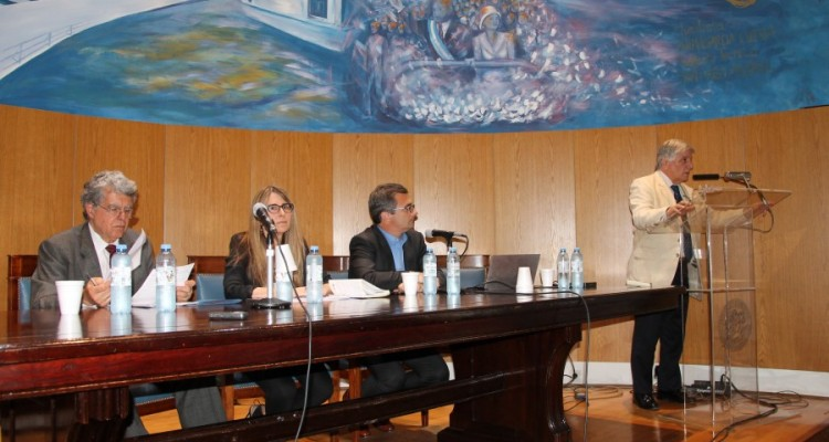 Jorge Luis Riva, Graciela Alvarez Agudo, Marcelo Tavarone y Diego Cesar Bunge