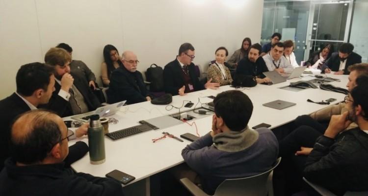 El Laboratorio de Innovación e Inteligencia Artificial de la Facultad colaboró en la Cumbre Latinoamericana de Inteligencia Artificial