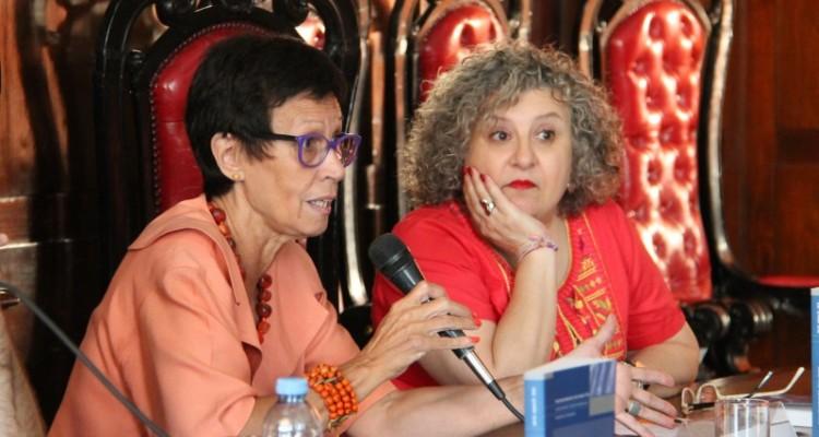 Marta Vigevano y Patricia Gómez
