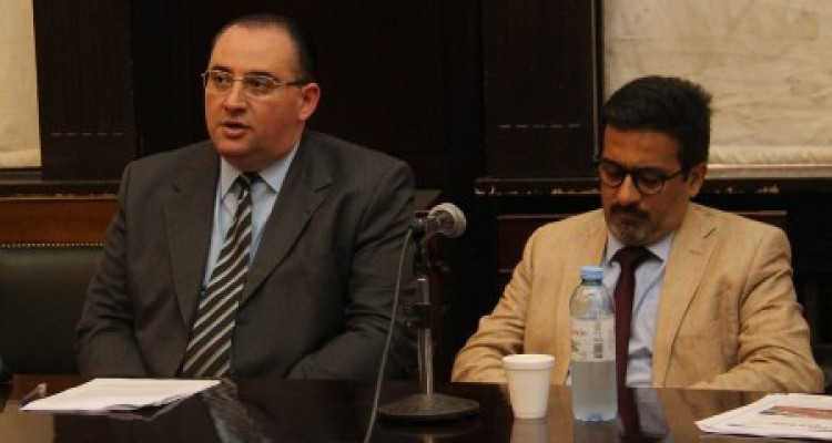 Alfredo de J. Flores y Sergio Rodolfo Núñez y Ruiz Díaz