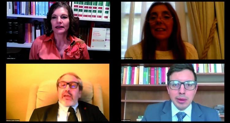 Igualdad y no discriminaci�n en la vejez: Latinoam�rica y Europa ante los desaf�os de la pandemia